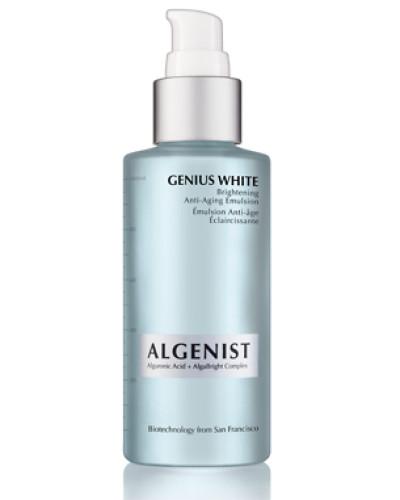 GENIUS WHITE Brightening Anti-Aging Emulsion 100ml
