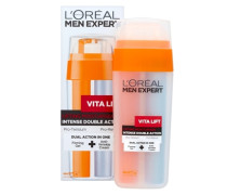 Men Expert Vita Lift Double Action Re-Tautening Moisturiser 30ml