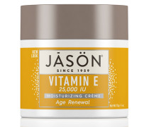 Age Renewal Vitamin E 25,000 I.U. Pure Natural Moisturizing Crème 113g