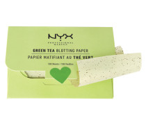 Green Tea Blotting Paper x 100 Sheets