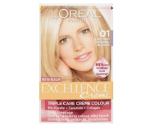 Excellence Creme with Pro-Keratin Permanent Hair Colour