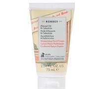 Moisturising Hand Cream with Organic Almond Oil & Calendula 75ml