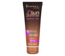 Water Resistant Instant Tan - Light Matte 125ml
