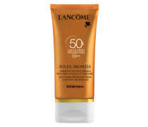 Soleil Bronzer Dry Touch Face Sun Cream SPF50 50ml