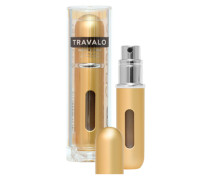 Classic HD Refillable Perfume Spray - Gold