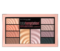 Maybelline Total Temptation Eyeshadow & Highlight Palette 12g