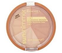 Sunshimmer 3 in 1 Shimmering Bronzing Powder - Gold Princess 9.9g