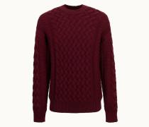 Pullover aus Merinowolle