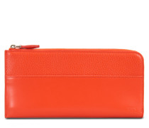 Reisebrieftasche aus Leder