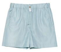 Shorts aus technischem Gewebe