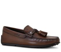 City Spyder Loafers aus Leder