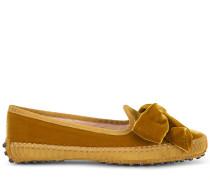 Gommino Slippers aus Samt