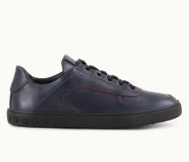 Sneakers Tod's for Ferrari aus Leder