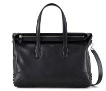 Travel Bag Medium aus Leder
