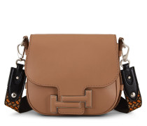 Double T Crossbody-Tasche Mini