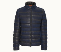 Pash Jacket aus Leder