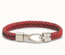 Armband aus Leder