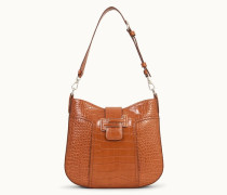 Double T Hobo-Tasche Small