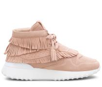 Sneakers aus Veloursleder