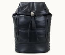 Rucksack Medium aus Leder