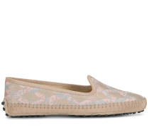 Gommino Slippers aus Stoff