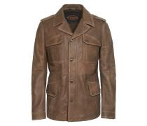 Pash Field Jacket aus Leder