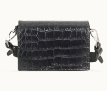 Crossbody-Tasche Micro aus Leder
