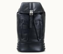 Rucksack Small aus Leder