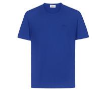 Hellblaues T-Shirt mit Logo