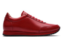 Rote Runner Sneakers