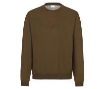Grünes Brioni-Sweatshirt
