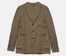 SAMURAKI Jacke aus leichtem Leinen