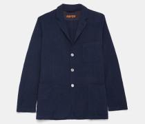 SAMURAKI Jacke aus leichtem Seersucker