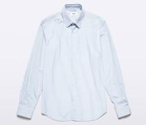 Cotton Striped Shirt Comma