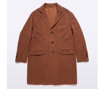 "Garment-dyed Mantel Aquila aus ""Loro Piana "" Cashmere"