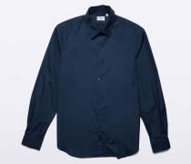 Popelin Baumwoll-Shirt Comma