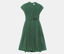 Kleid aus Chinakrepp