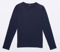 Langärmliges T-Shirt aus japanischer Baumwolle