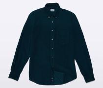 Hemd Button Down Magra aus Cordsamt