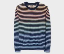 Multi-Colour Stripe Sweater