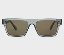 Cutler And Gross + - Steel Sunglasses - Limited Edition