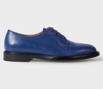 Blue Leather 'Boyd' Shoes