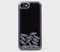 Stripe 'Mini' Motif iPhone 7/8 Case