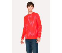 + The Chemical Brothers For Hingston Studio - Red 'Born In The Echoes' Sweater