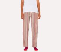 Signature Stripe Pyjama Bottoms
