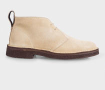 Sand Suede 'Sleater' Boots