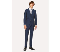 The Mayfair - Classic-Fit Navy Wool-Mohair Suit