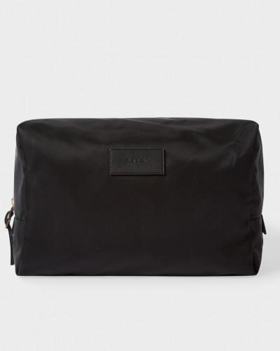 Sammlungen Paul Smith Herren Black Webbing Stripe Wash Bag Rabatt Niedrigsten Preis iZ32WDstS