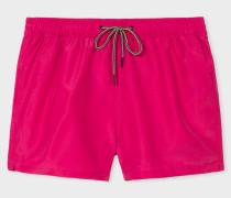 Fuchsia Swim Shorts