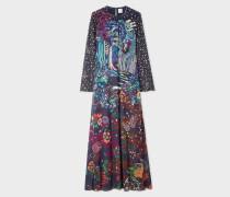 'Dreamer' Print Maxi Dress